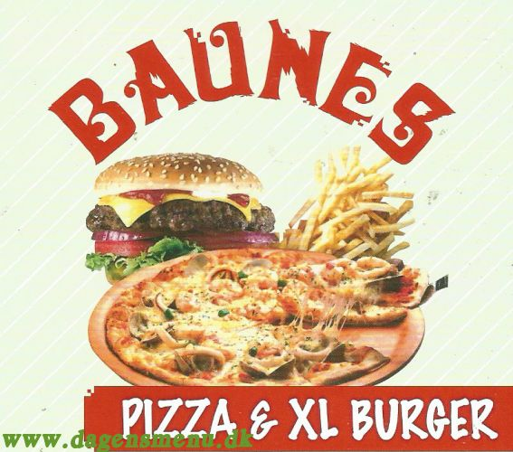 Baunes Pizza & XL Burger
