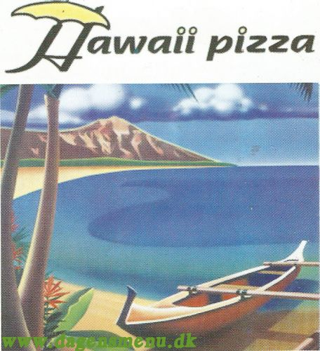 Hawaii Pizza
