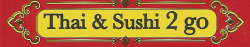 Thai & Sushi 2 go Takeaway