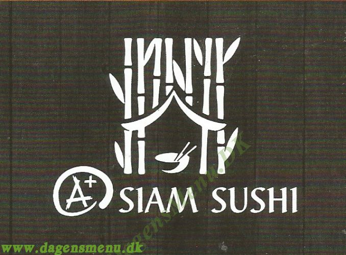 A Siam Sushi