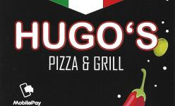 Hugos pizza Amager