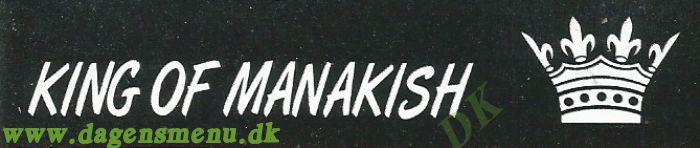 King of Manakish