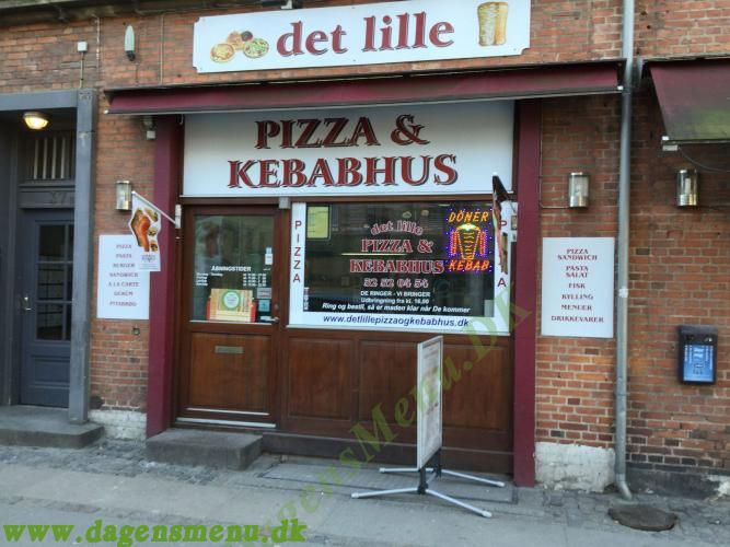 Lille Pizzahus