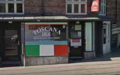 Amager Toscana due Pizza