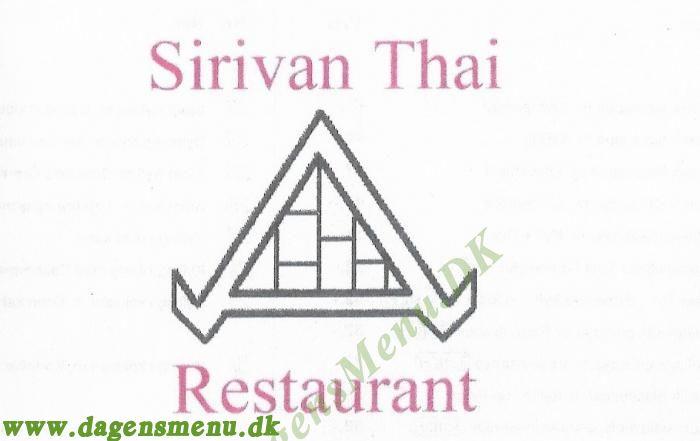 Sirivan Thai Restaurant
