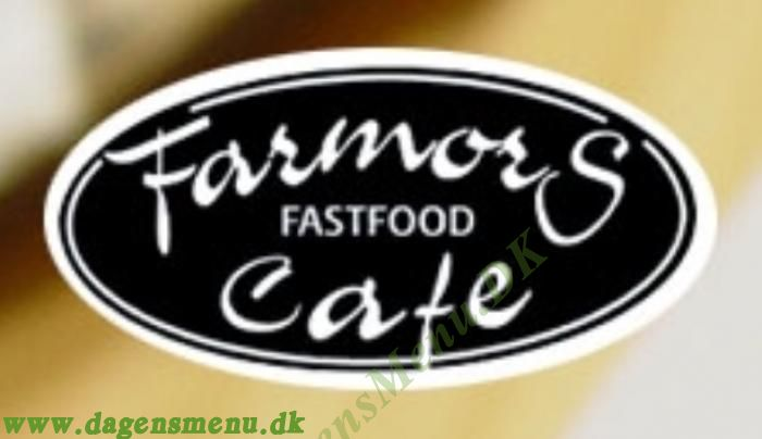 Farmors fastfood cafe