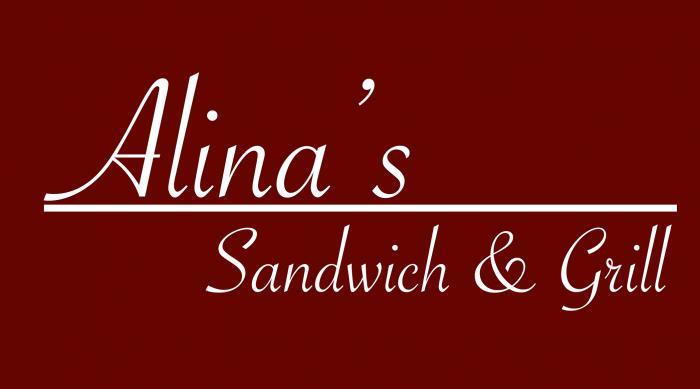 Alina's sandwich & grill