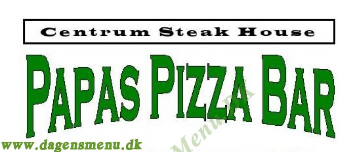 Vojens Pappas Pizza Bar