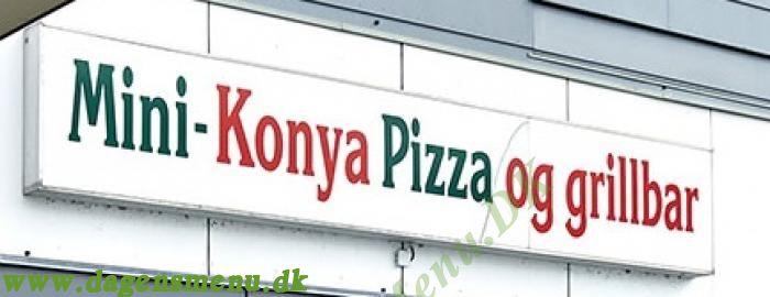 Mini Konya Pizza
