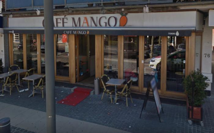 Cafe Mango