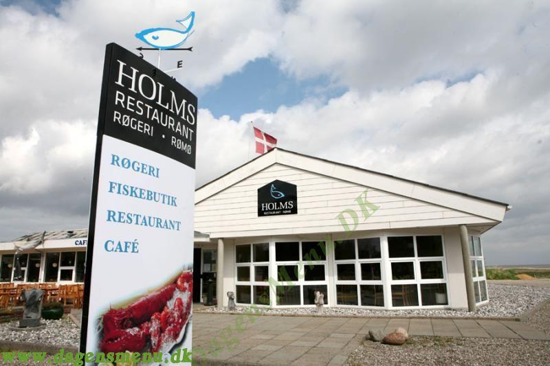 Holms Røgeri og Restaurant