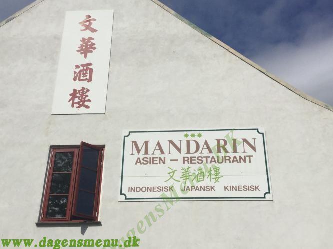Mandarin Asiatisk Restaurant