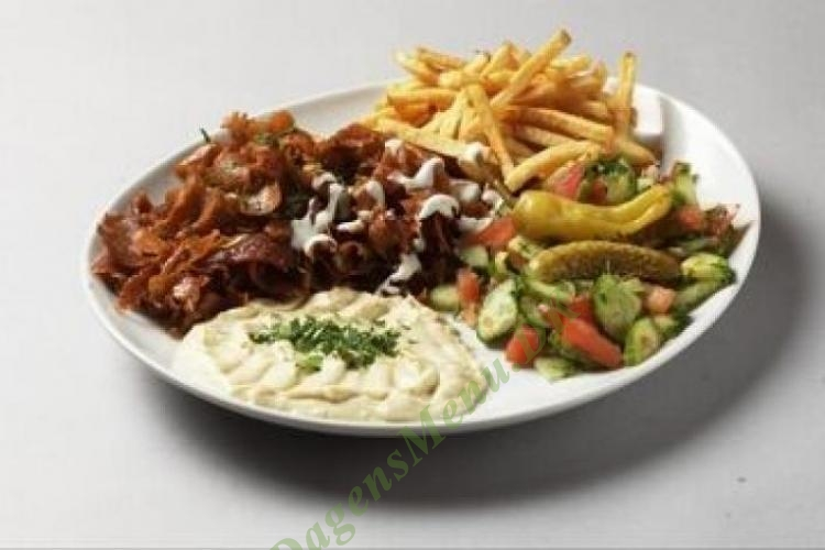Kösk Kebab