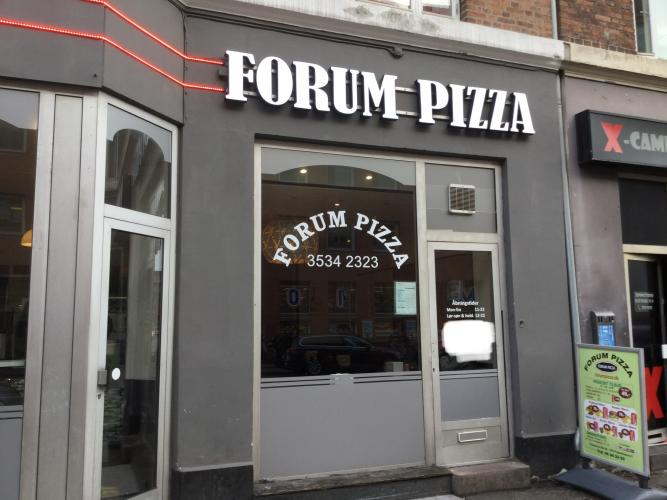 Forum Pizza
