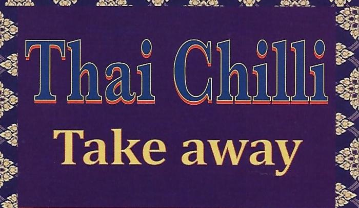 Thai Chilli Take Away