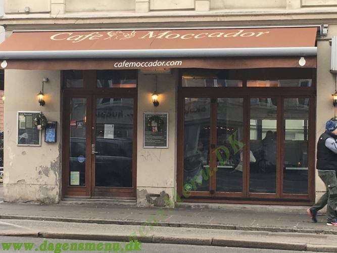 Cafe Moccador