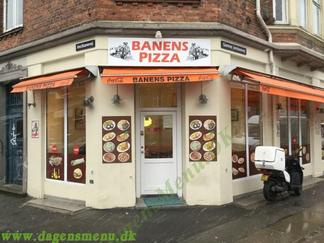 Banens Pizza