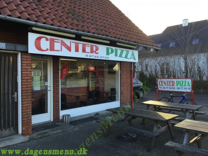 Center Pizza & Grillbar