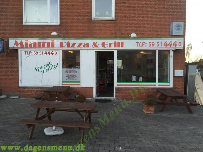 Miami Pizza & Grillbar