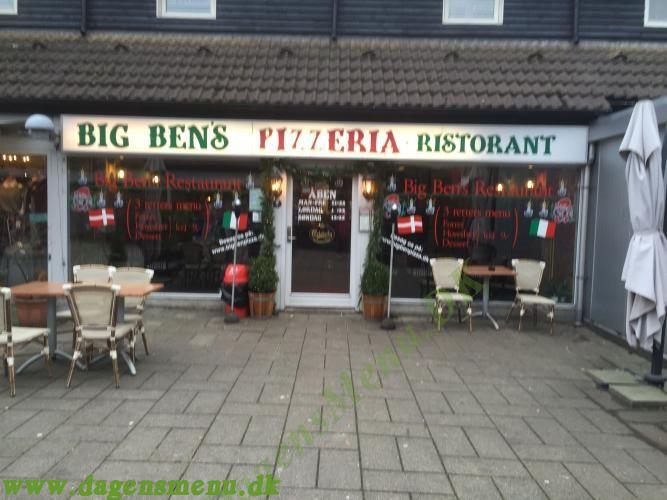Big Bens Pizza & Pasta