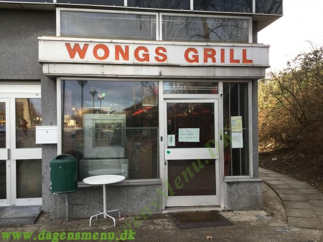 Wong's Grill