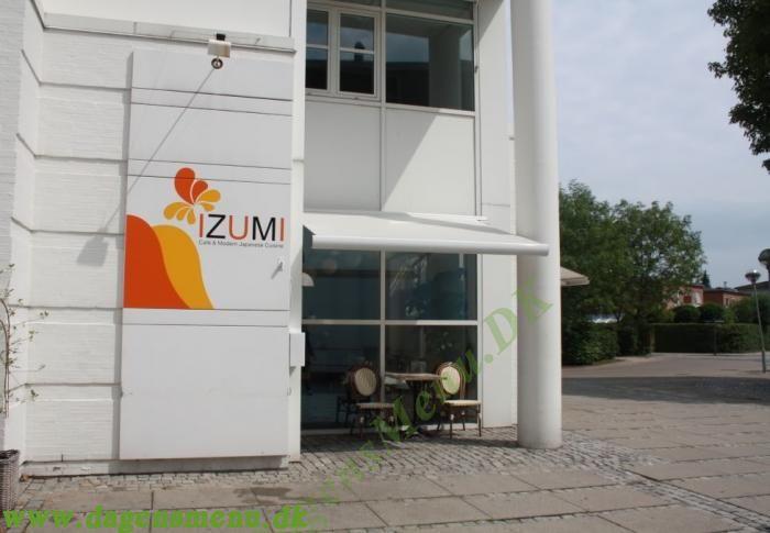 Izumi Sushi  Japansk Restaurant