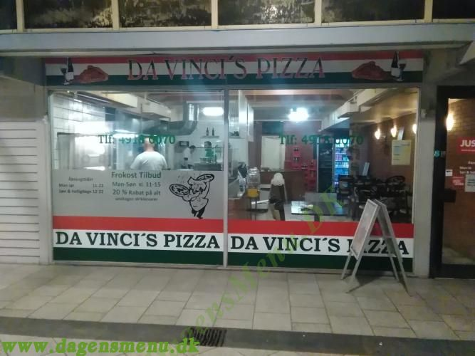Da Vinci's Pizzaria