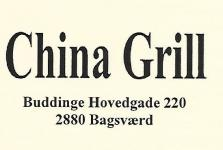 China Grill Buddinge -