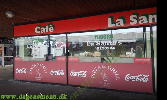 Cafe La Santas - Pizza & Grill