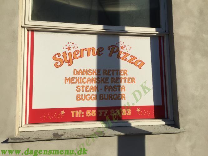 Stjerne Pizza