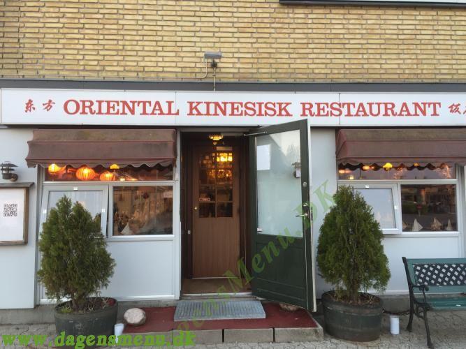 Oriental Kinesisk Restaurant
