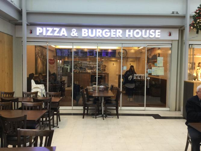 Pizza Burger House