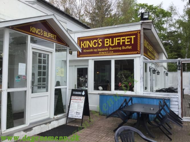 King's Buffet & Running sushi Greve