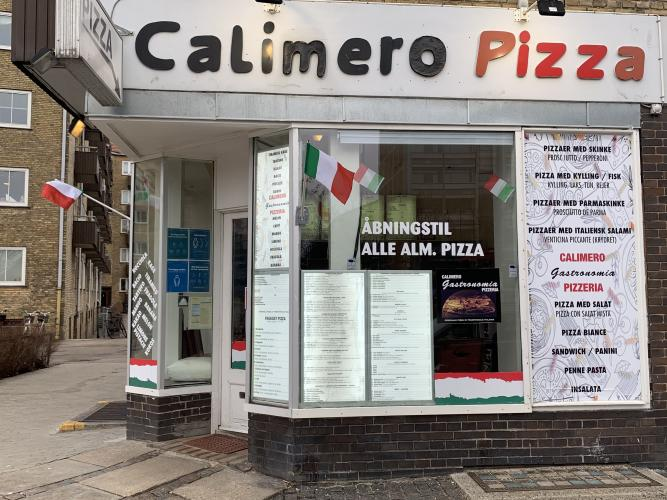 Calimero Pizza