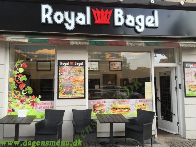 Royal Bagel. Sandwich & Bagels