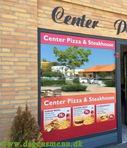 Center Pizza Strøby egede