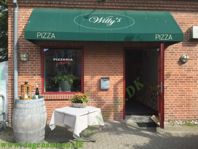Willy´s Pizza take away