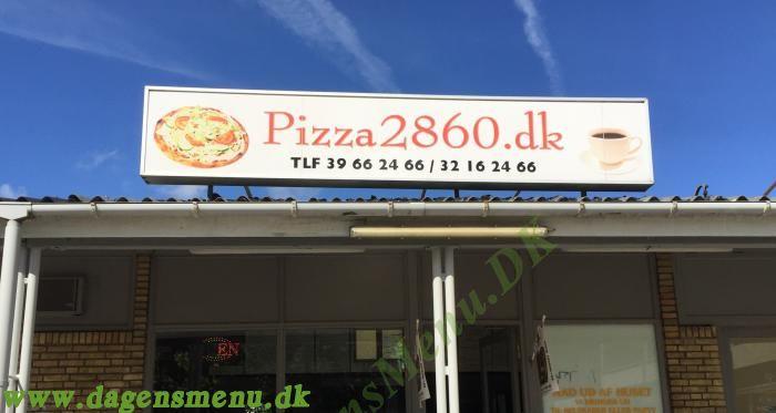 Pizza 2860 Søborg -
