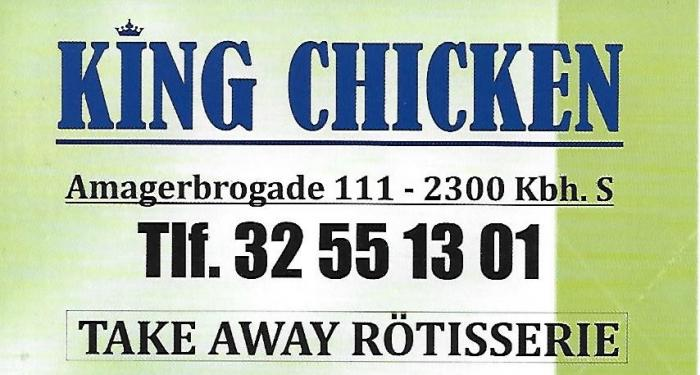 King Chicken Amager