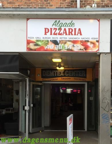 Algade Pizza