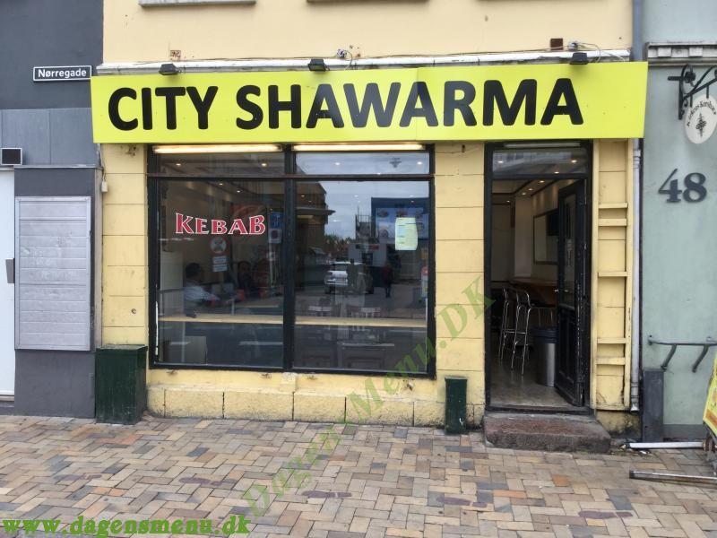City Shawarma Odense