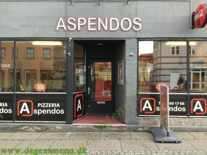 Aspendos Pizza