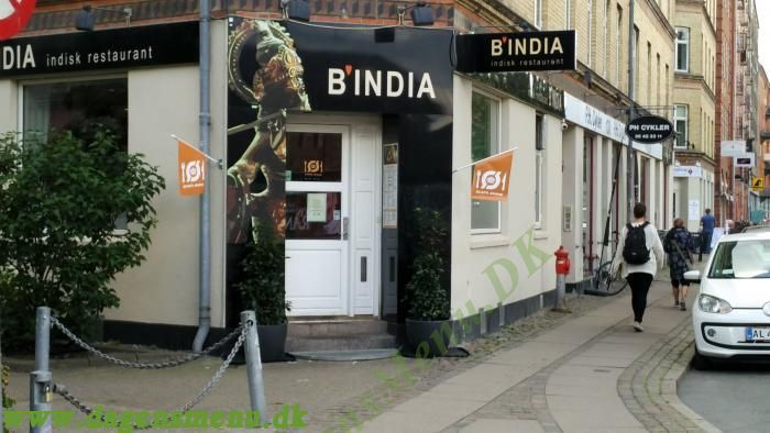 Bindia Indisk Mad Take Away Østerbro