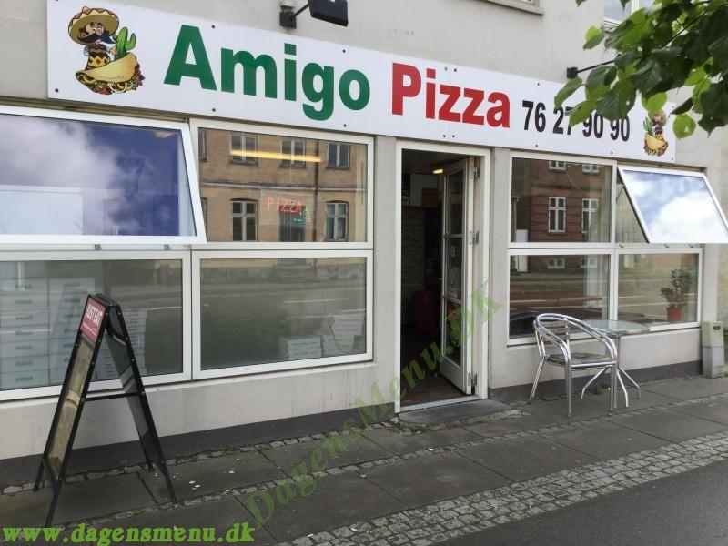 Amigo pizza
