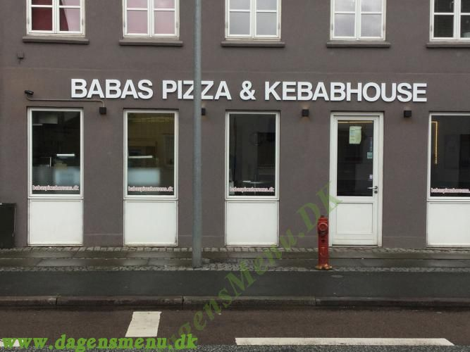 Babas Pizza & Kebab House