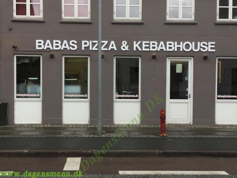 Babas Pizza & Kebab House