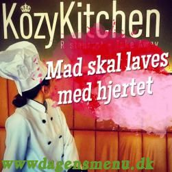 KozyKitchen Hørsholm