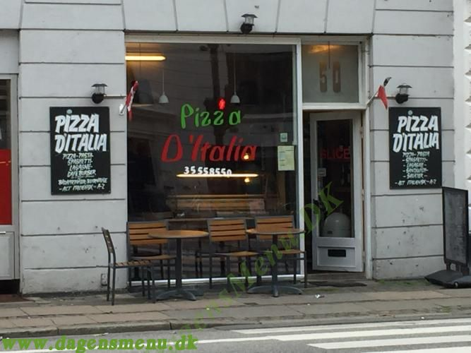 Pizza D'Italia