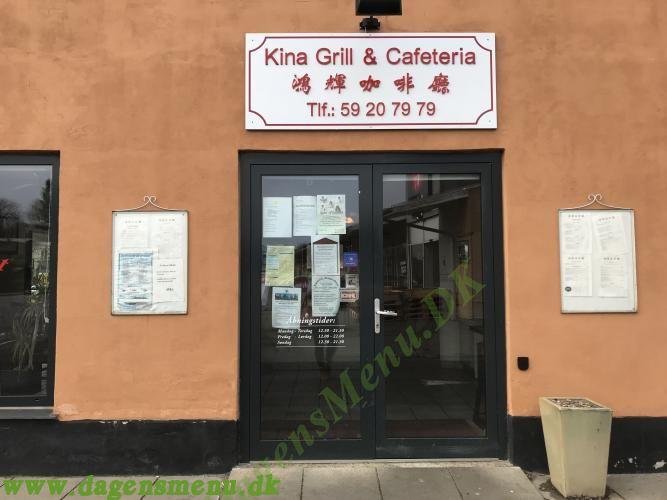 Kina Restaurant & Grill