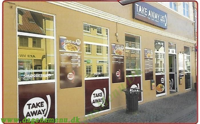 Take Away Smørrebrød & Pizzaria